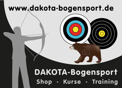 Sponsor: DAKOTA Bogensport | Gronau